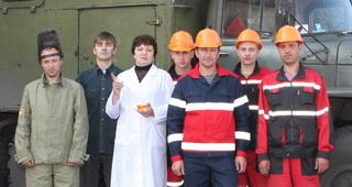 Поздравление работников ОАО «ПО Водоканал» с профессиональным праздником