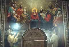 В поселке Чугунаш прошло освящение построенной за год часовни в честь священномученика Григория Аверина