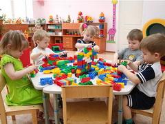 В Ленинск-Кузнецком Кемеровской области дополнительно ввели еще 150 мест в детсаду