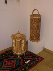В Прокопьевске Кемеровской области открылась областная выставка-конкурс «Берестяная сказка»