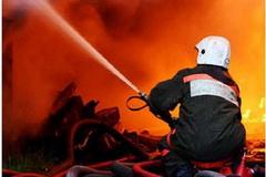 В Новокузнецке на пожаре погибли 2 человека