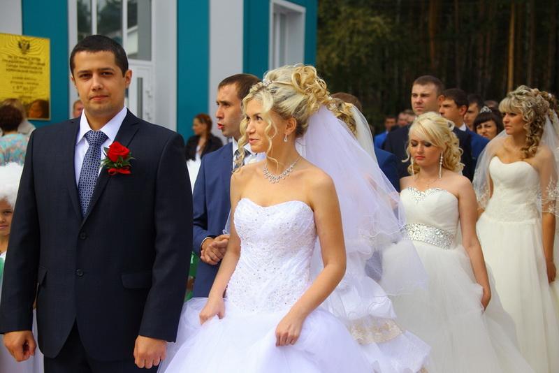 Если свадьба на день шахтерах