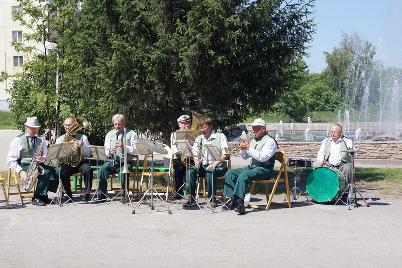 В Кемерово пройдет гала-концерт всероссийского фестиваля-конкурса духовых оркестров