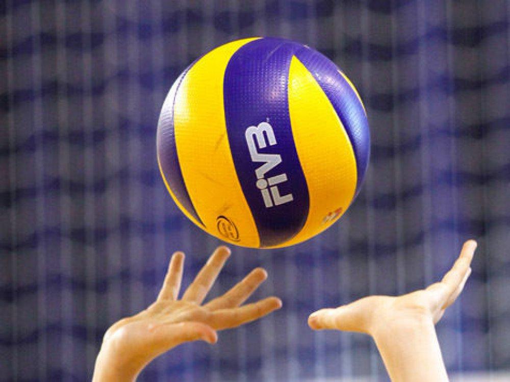 Совет работающей молодежи Кузбасса провел волейбольный турнир