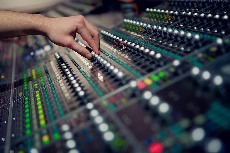 Мастер класс по звукозаписи
