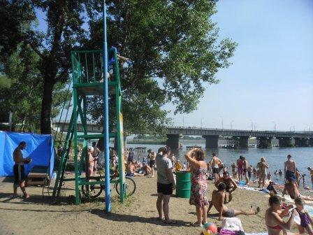 Жительница Новокузнецка привлечена к ответственности за драку на пляже