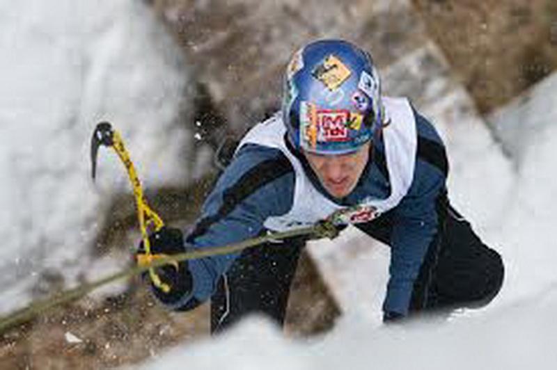 Кузбасские спортсмены стали призерами этапа Кубка мира по ледолазанию
