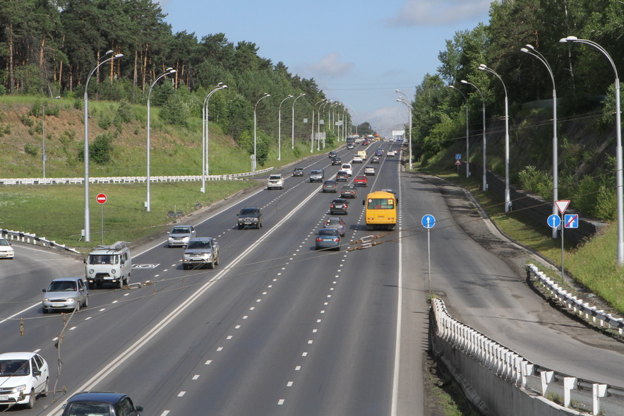 Кемерово вошло в тройку лидеров реализации приоритетного проекта Минтранса «Безопасные и качественные дороги»