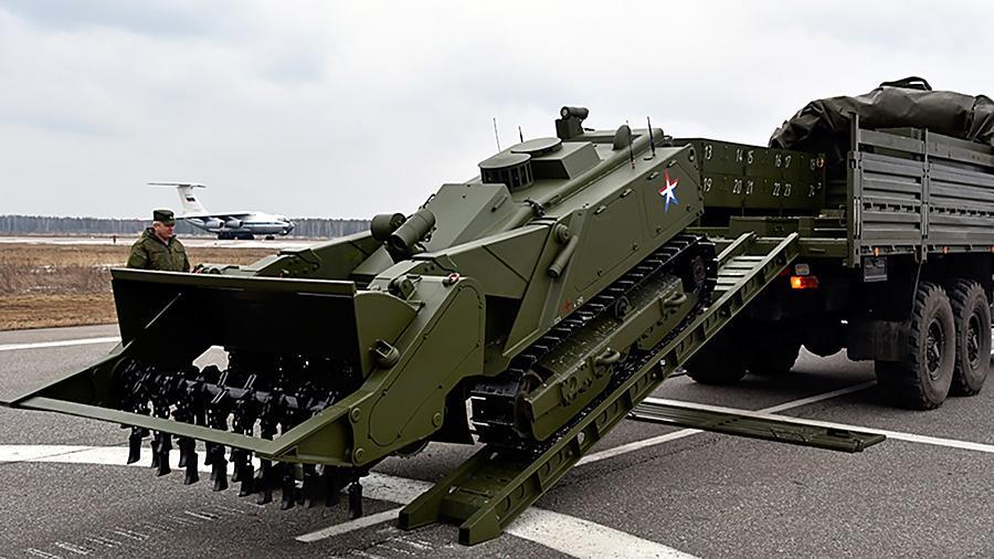 Суши мины: во флот начали поступать роботы-тральщики | Кузбасский Информационный Портал