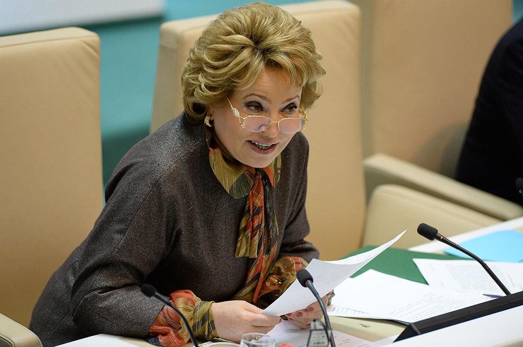 Матвиенко: никакие «ковидные паспорта» не нужны | Кузбасский Информационный Портал