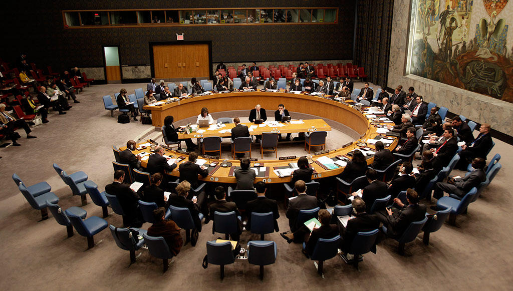 В ООН ответили на требование пускать на заседания Генассамблеи привитых